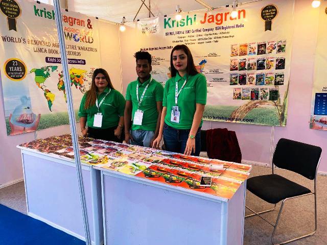 Krishi Jagran team